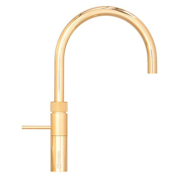 Quooker Fusion Limited Edition - THE GOLDEN ONE - Round