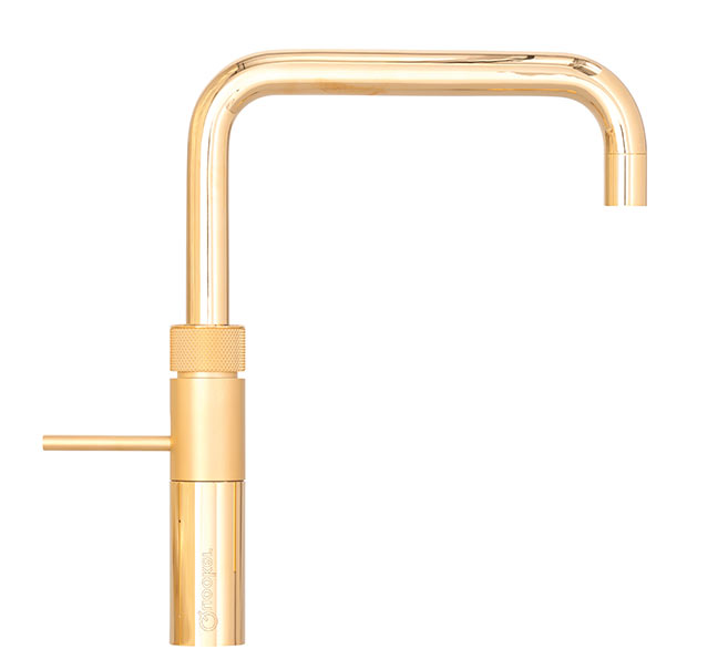 Quooker Fusion Limited Edition - THE GOLDEN ONE - Square